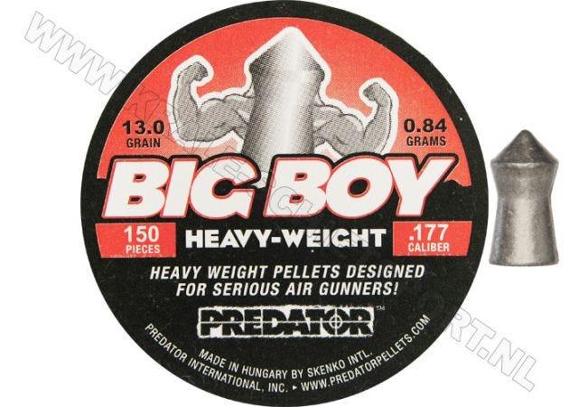 Luchtdrukkogeltjes Skenco Big Boy Heavy Weight 4.5 mm 13 grain