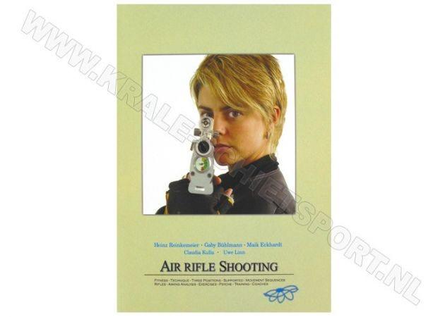 """Book """"Air Rifle Shooting"""" MEC"""