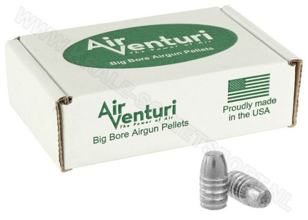 Luchtdrukkogeltjes Air Venturi .45 FP 350 grain