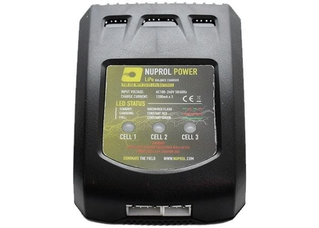 Batterijlader Nuprol Power LiPo Balance
