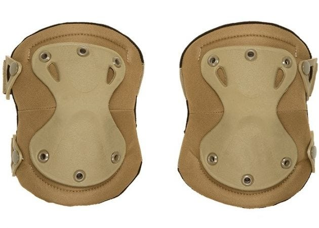 Knee Pads Invader Gear XPD Coyote
