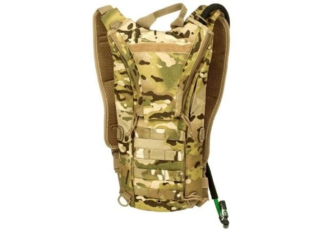 Camel Bag Invader Gear Multicam