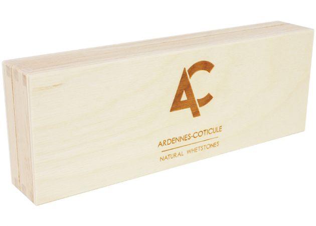 Opbergbox Ardennes Coticule voor slijpsteen 200x60mm