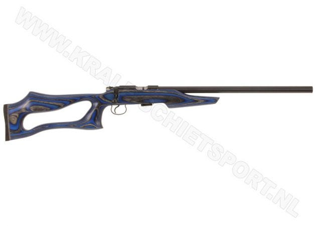 CZ 455 Evolution Blue
