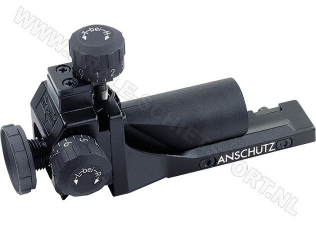 Rear sight Anschutz 6805