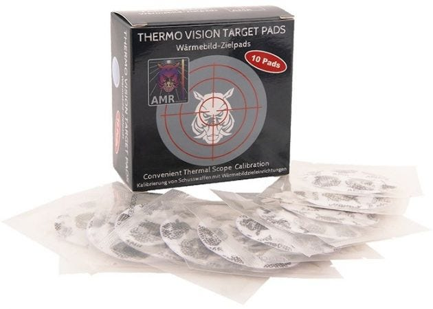 Targets AMR Thermo Vision Pads