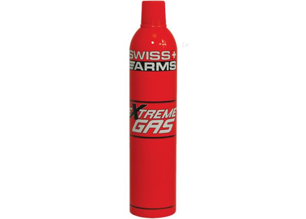 Gas Swiss Arms Extreme Lubricated 760 ml