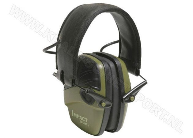 Hearing protector Bilsom Impact Sport