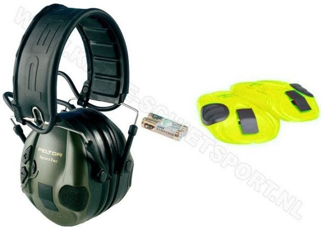 Hearing protector Peltor SportTac