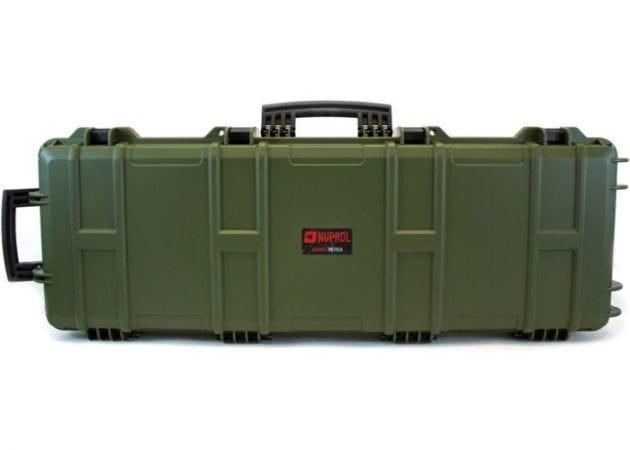 Geweerkoffer Nuprol Green 101x32