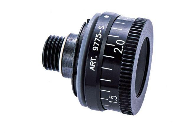 Iris disc AHG 9775-S Black