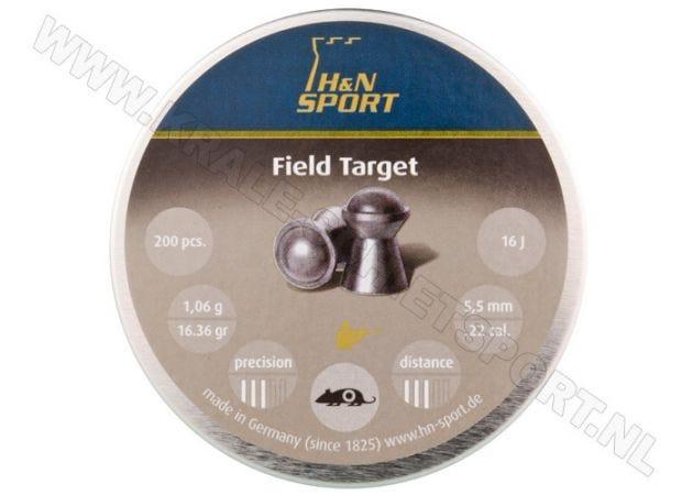 Airgun Pellets H&N Field Target 5.5 mm 16.36 grain
