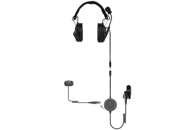 Headset Code Red CR-TAC