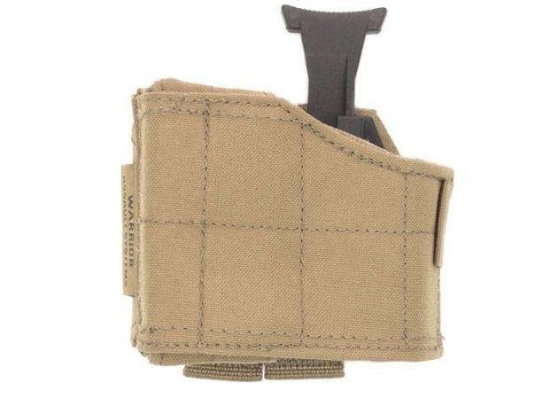 Holster Warrior Assault Systems Pistol Universal Left Coyote Tan
