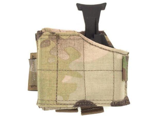 Holster Warrior Assault Systems Pistol Universal Left Multicam