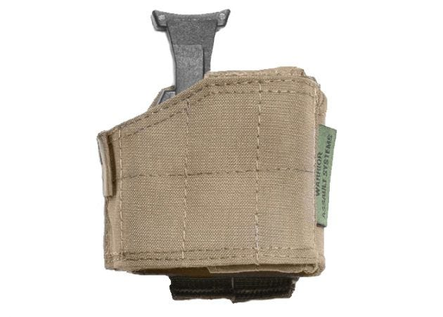 Holster Warrior Assault Systems Pistol Universal Right Coyote Tan