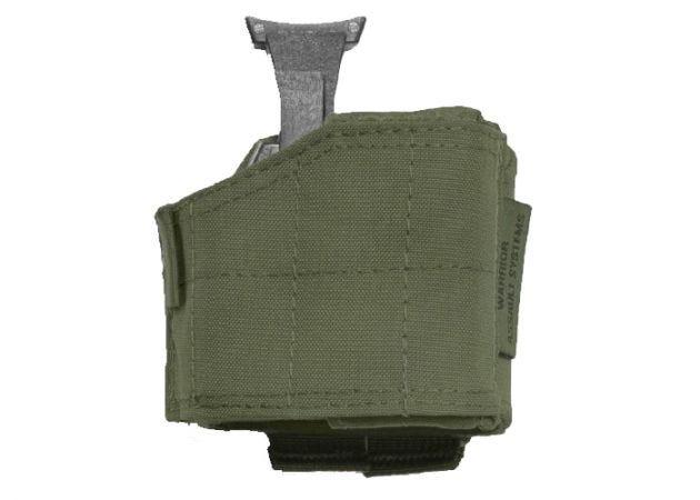 Holster Warrior Assault Systems Pistol Universal Right Olive Drab