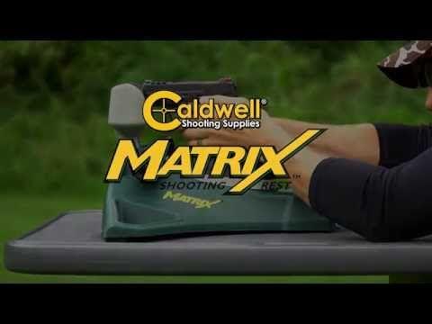 Shooting rest Caldwell Matrix