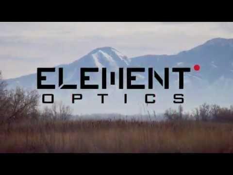 Rifle scope Element Optics Titan 5-25x56 FFP