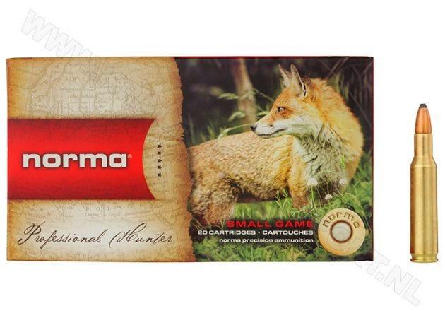 Ammunition Norma .222 Rem SP 50 grain