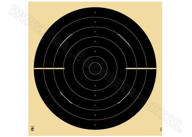 Kruger Snelvuur/Duel schijf 3200S, met sleuf voor 21 x 21 / 26 x 26 cm