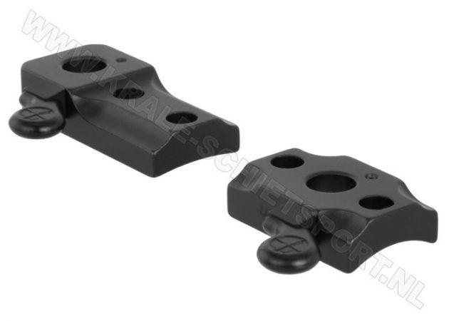 Montagebasis Leupold QR Remington 700 Matt
