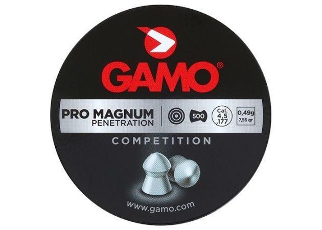 Airgun Pellets Gamo Pro Magnum 4.5 mm 7.56 grain