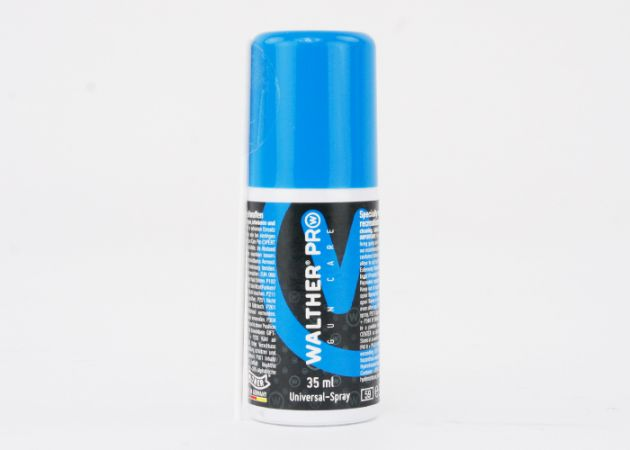 Olie Walther Pro Gun Care Expert Spray 35ml