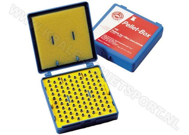 Pellet Box AHG 1001 4.5 mm