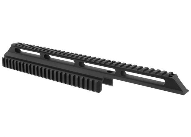 Montagerail Krale FX Impact Weaver/Picatinny Verlengd
