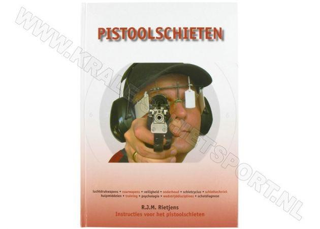 """Book """"Pistoolschieten"""" Reno Productions"""