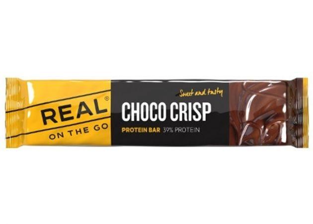 Protein Bar Drytech On The Go Choco Crisp