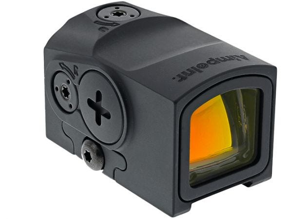 Red Dot Aimpoint Acro C-1 Left