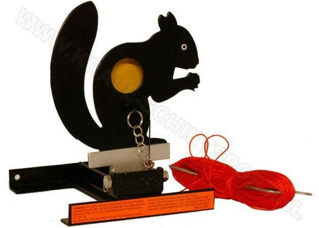 Mobile target Gamo Squirrel