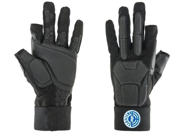 Shooting glove AHG 118  Contact