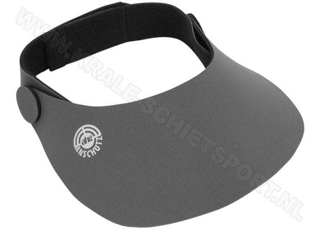 Shooting visor AHG 302 Neopren variable