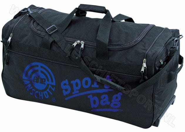 Shooting sports bag AHG 290 with wheels