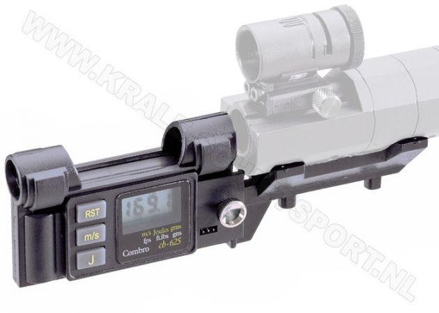 Velocity Meter Combro CB-625 MK4
