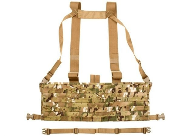 Tactical Vest Invader Gear Molle Rig Multicam