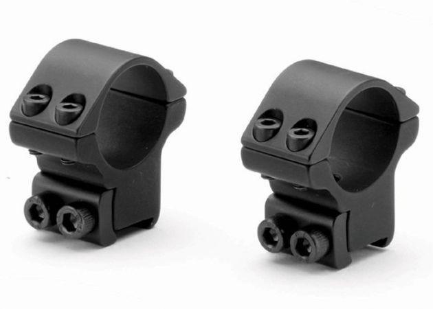 Montage Sportsmatch TO6C 25.4mm Medium Dovetail 13 mm