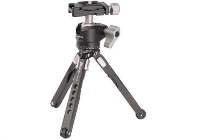 Tripod Leofoto Pocket Mini MT-03+MTB-19
