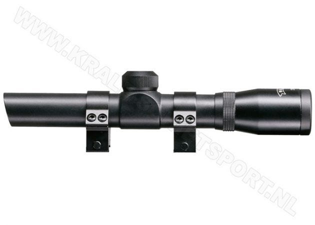 Pistol Rifle Scope Walther PZ 2x20 Reticle 8