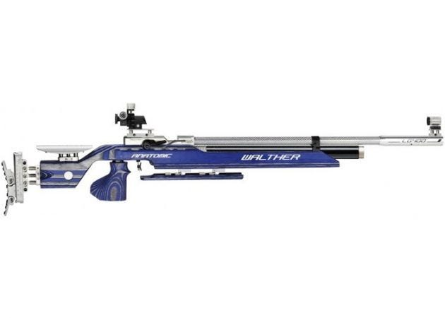 Walther LG400 Anatomic Blue Angel