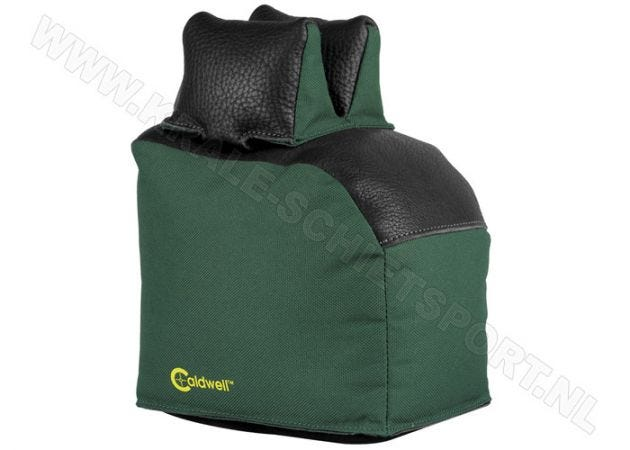 Zandzak Caldwell Magnum Extended Height Rear Bag ongevuld