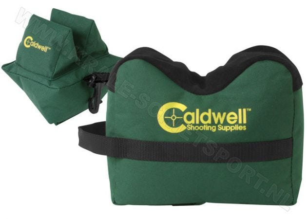 Shooting bag combo Caldwell Deadshot Shooting Rest